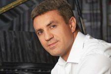 Екс-суддя МастерШеф Тищенко знову одружується
