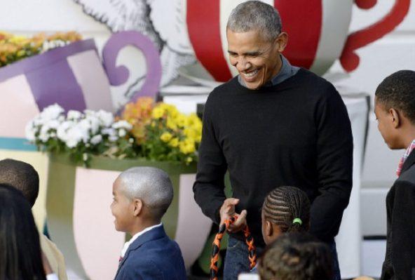 Обама Хелловін