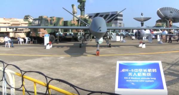 СН-5: самый большой в мире боевой дрон
