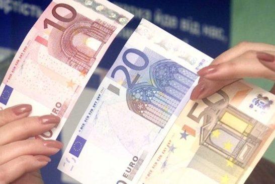 банкноти євро