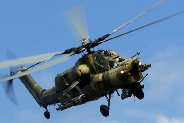 игил сбили вертолет рф