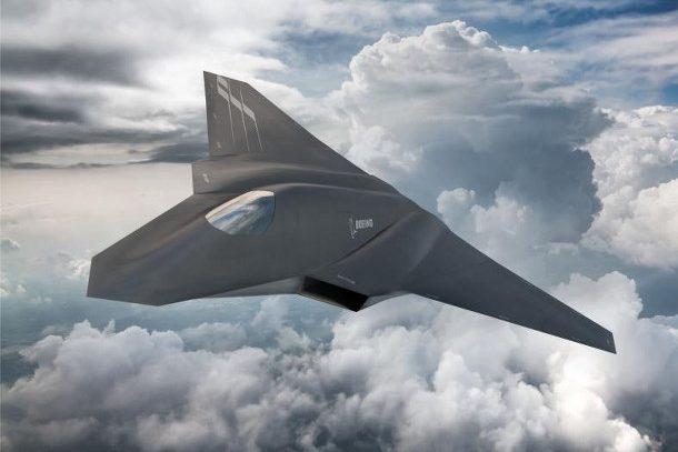 Boeing показав, як виглядатиме винищувач шостого покоління