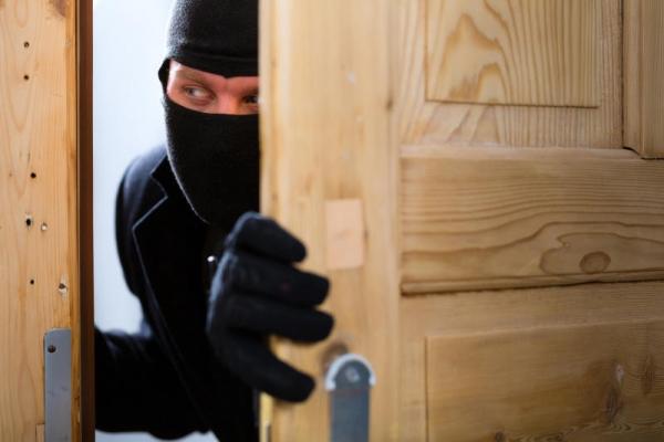 ограбление квартиры