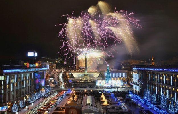 new-year-kiev