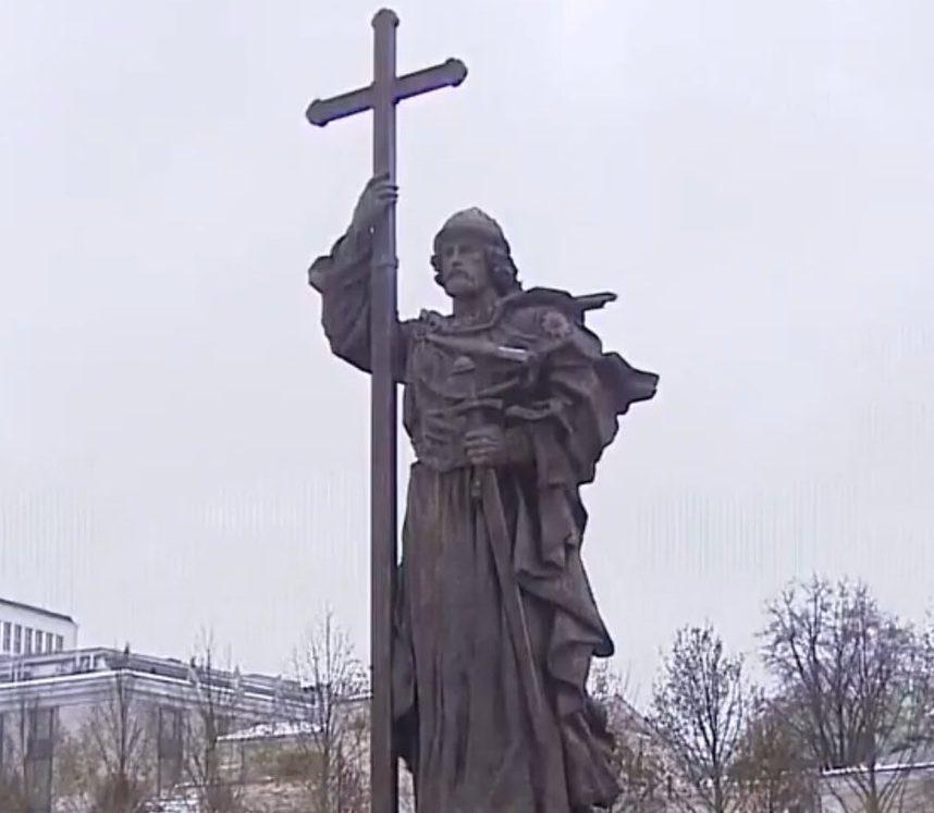 Пам'ятник Володимиру у Москві