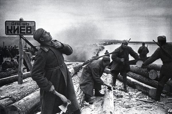 день звільнення києва від німецько фашистських загарбників