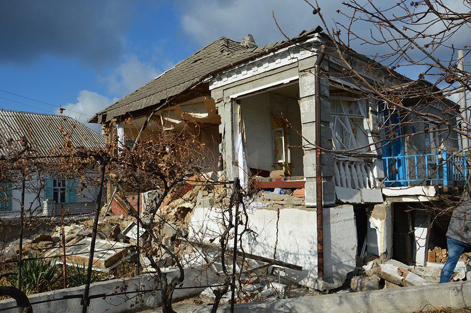 Вибух у Дніпрі: зруйновано частину житлового будинку