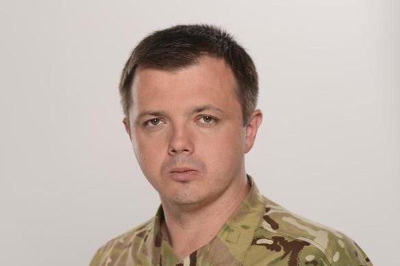 Суд лишил депутата Семенченко звания майора