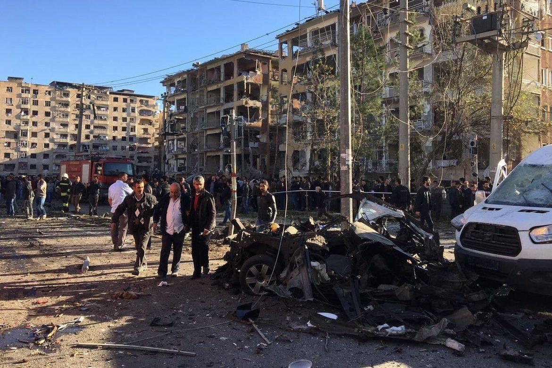 Туреччина теракт у Діярбикирі