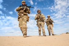 55386851 - green berets us army special forces group soldiers