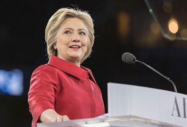 Хілларі Клінтон вікіпедія