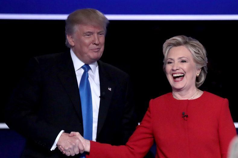 Вибори президента США 2016: попередні результати