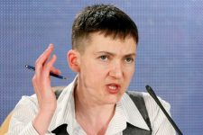 Надія Савченко допит