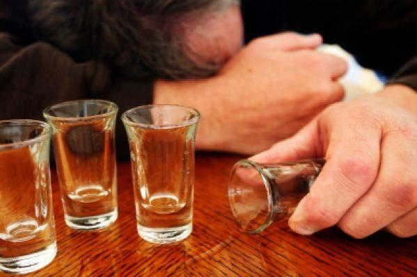 Отруєння алкоголем