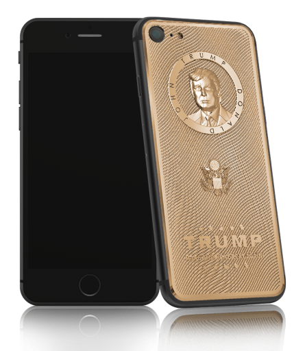 iphone Трамп
