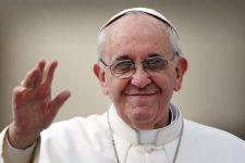 Папа Римський пожертвування