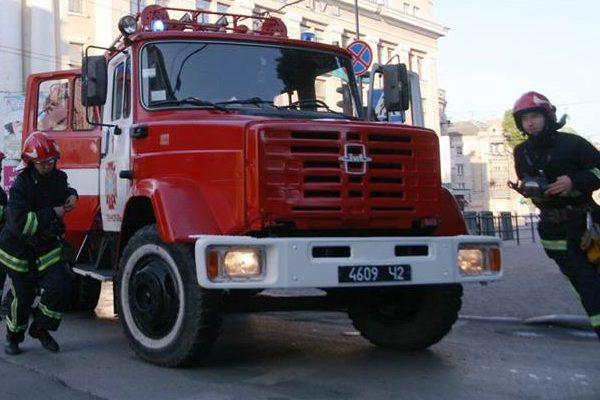 Пожежа Дніпро