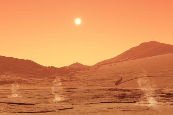 15268191 - summerday from mars