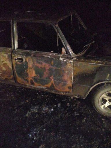 вибухнуло авто