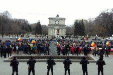 Протести у Молдові