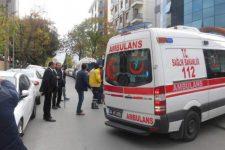 Вибух в Туреччині
