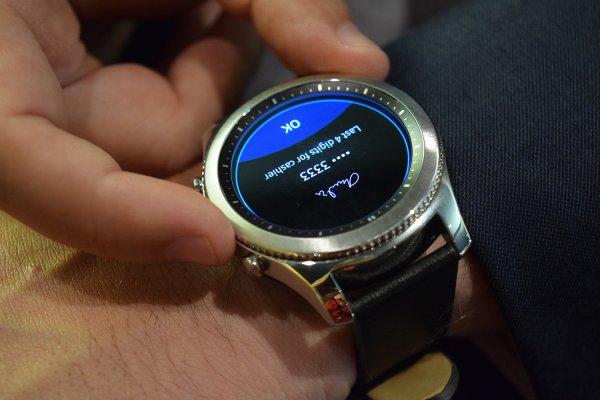 Смарт-годинник Gear S3 за $349