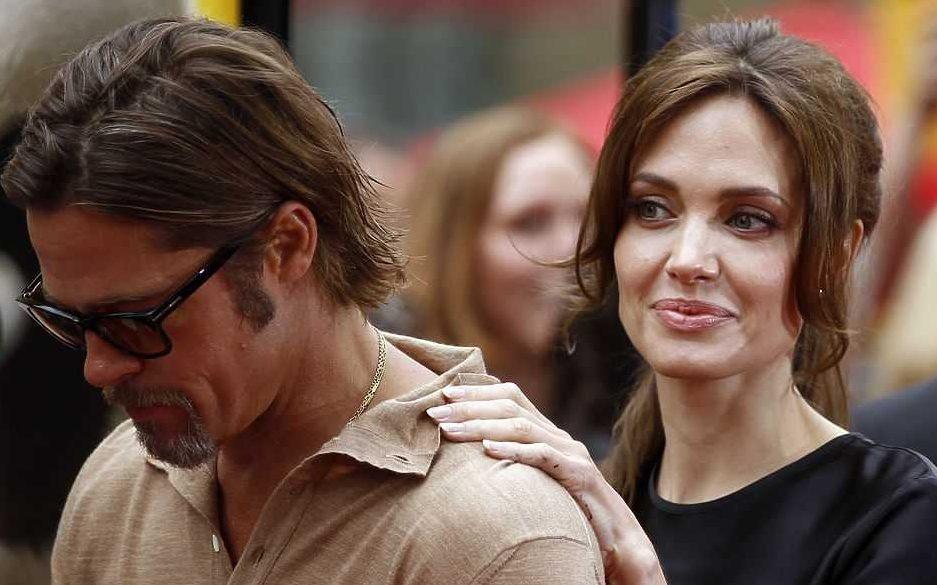 Розлучення Пітта та Джолі