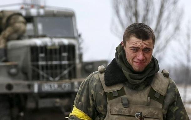 Есть раненые военные: вМинобороны отчитались осутках взоне АТО