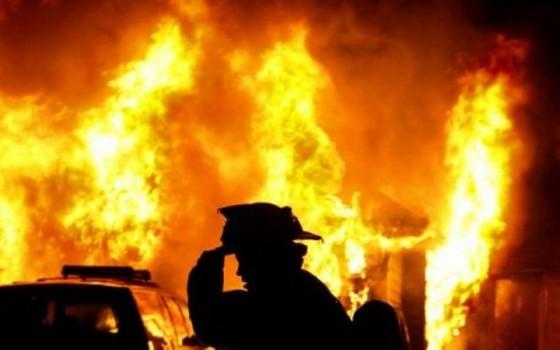 На Закарпатті сталися одразу шість пожеж