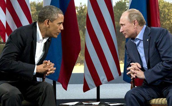 Обама поговорив з Путіним