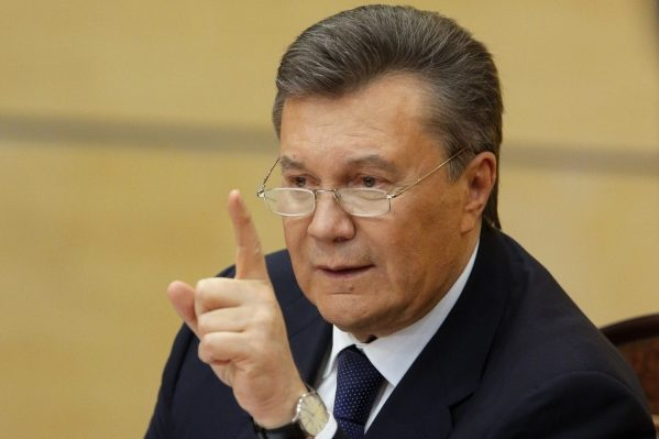 Луценко: Ничего ценного Янукович поскайпу нескажет
