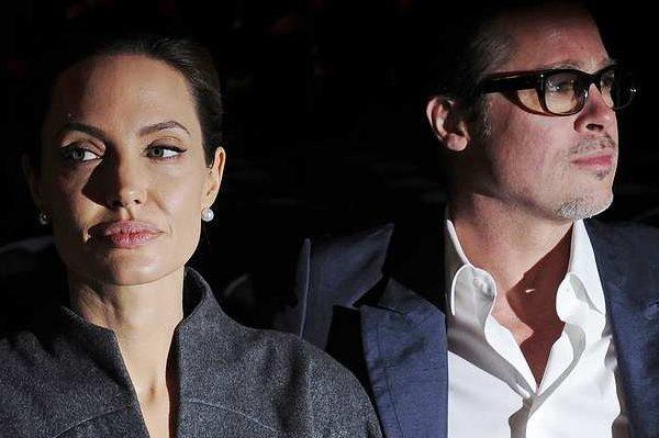 Джолі та Пітт відсвяткують День подяки