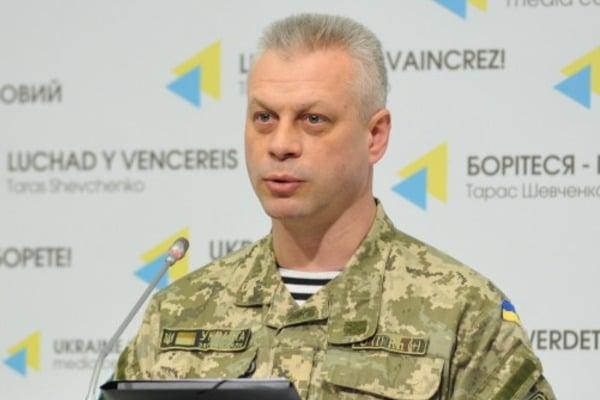 Взоне АТО засутки умер один украинский военный, 3 ранены