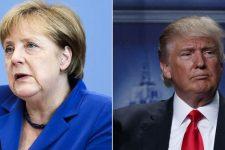 Меркель розкритикувала Трампа