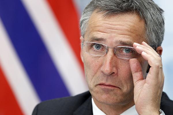 Столтенберг призвалРФ спокойнее относиться красширению НАТО