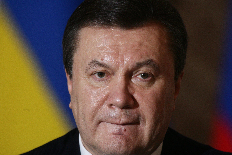 Прес-конференція Януковича
