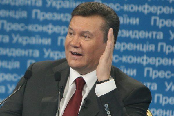 36034869 - president of ukraine viktor yanukovych