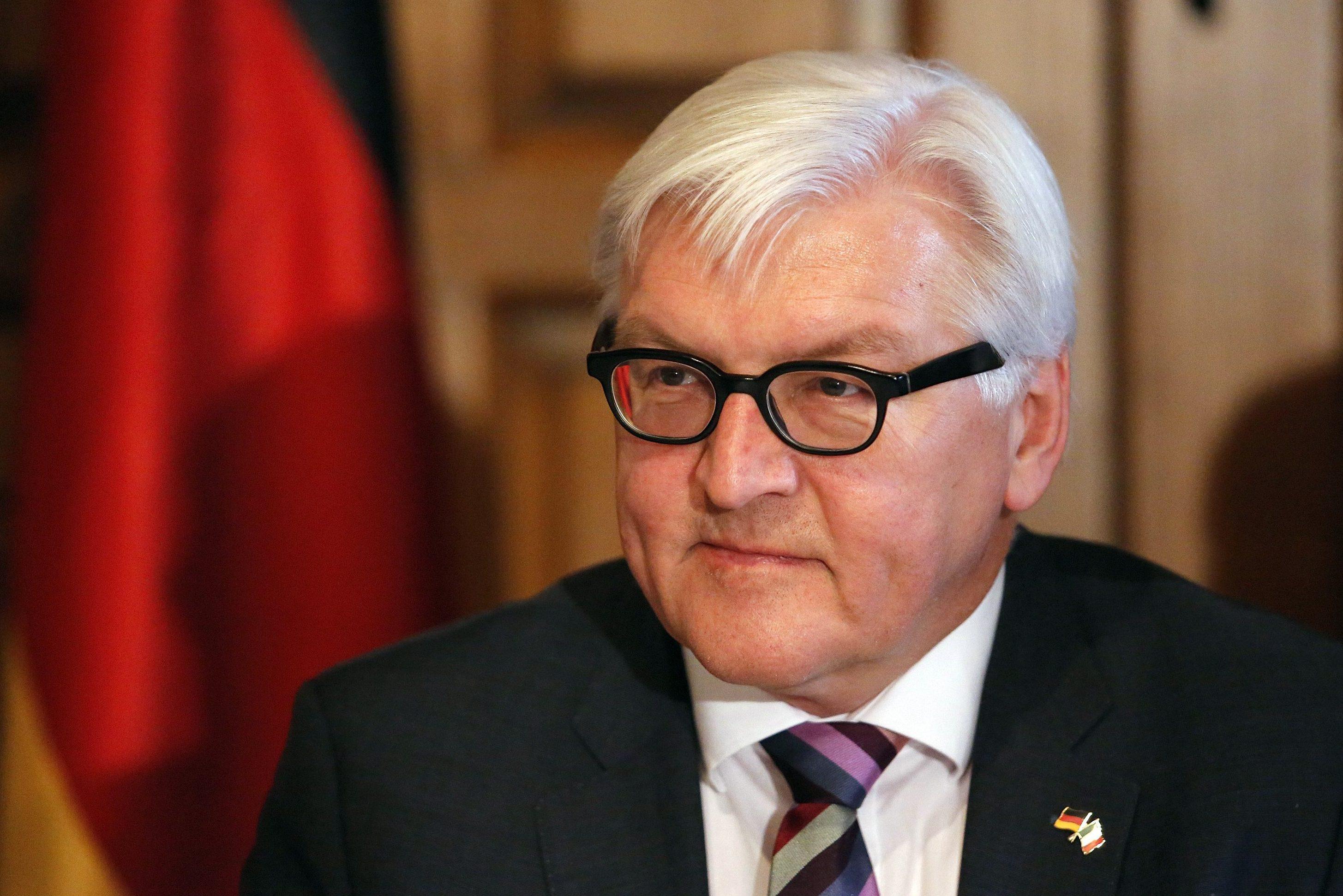 Франк-Вальтер Штайнмайєр