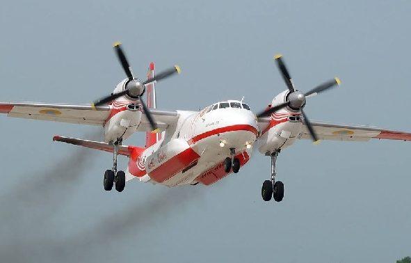 Ан-32П ДСНС