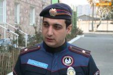 Елітний підрозділ поліції у Вірменії Янголи