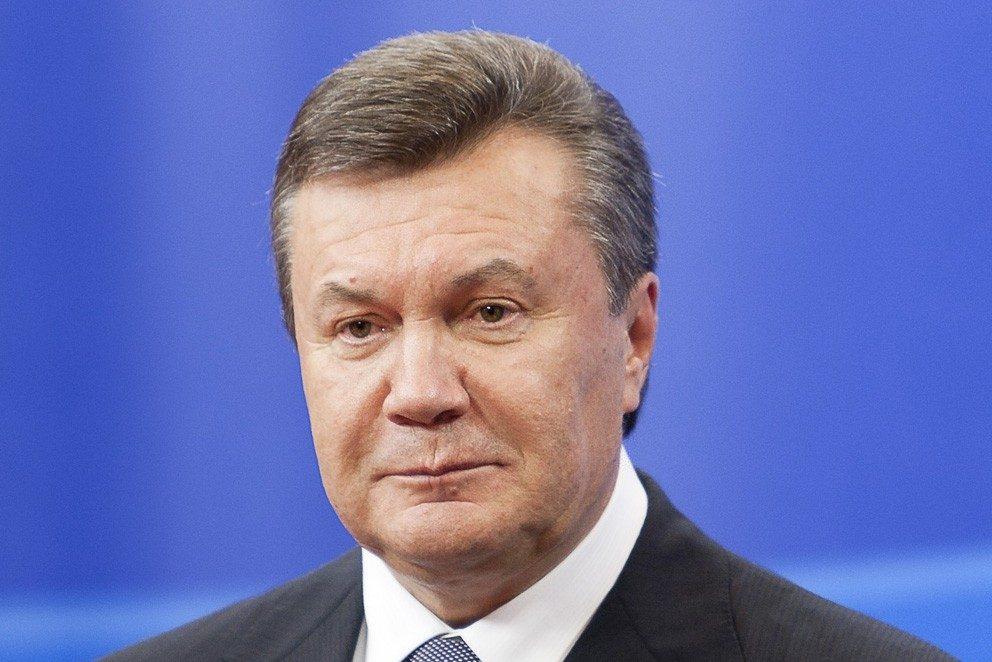Янукович отказался назвать место проживания
