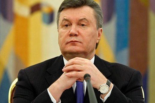 Янукович: Приказ опрекращении огня наМайдане давать было некому