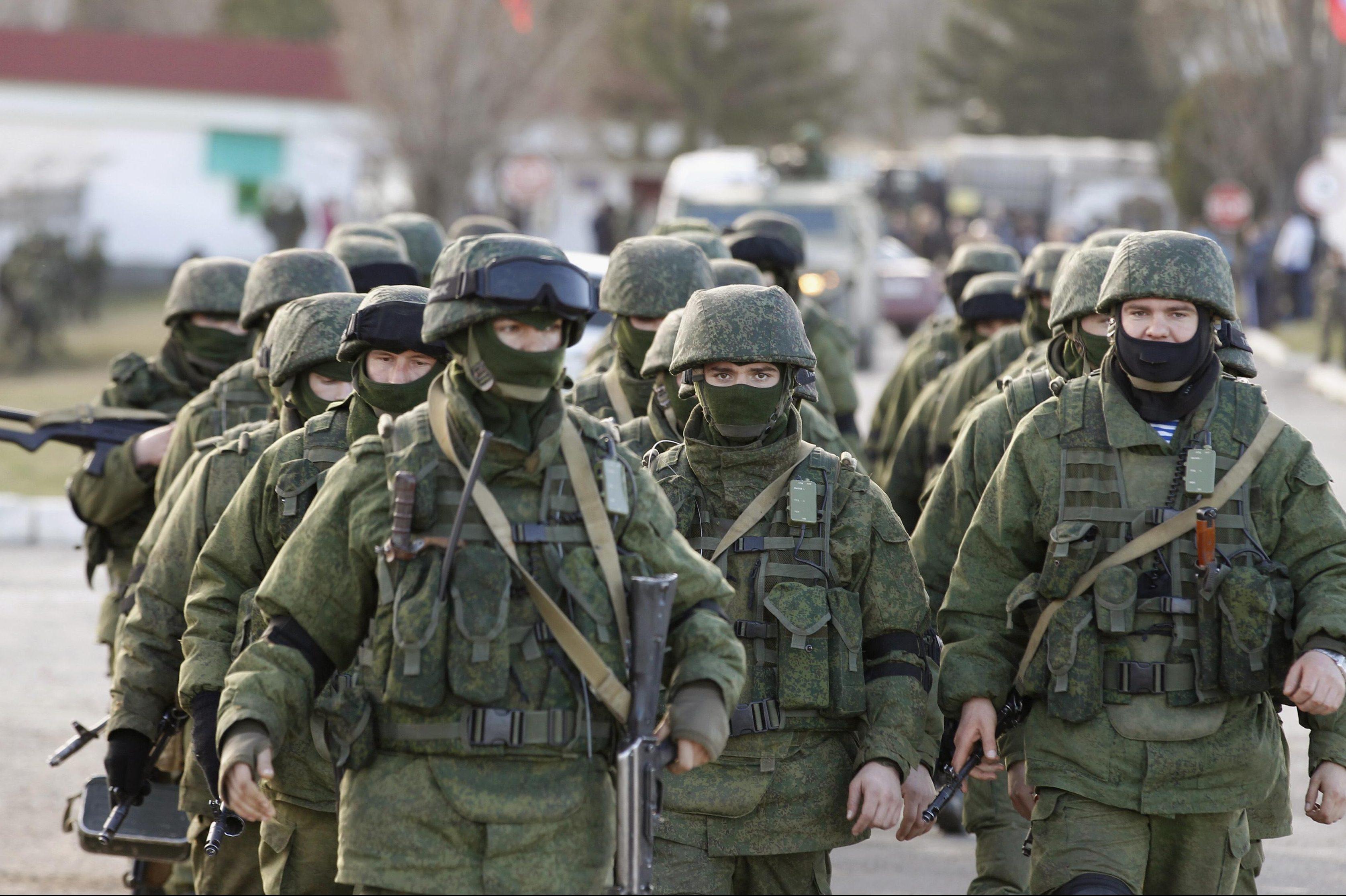 Российская Федерация подтянула 55 тыс. военных кгранице с Украинским государством