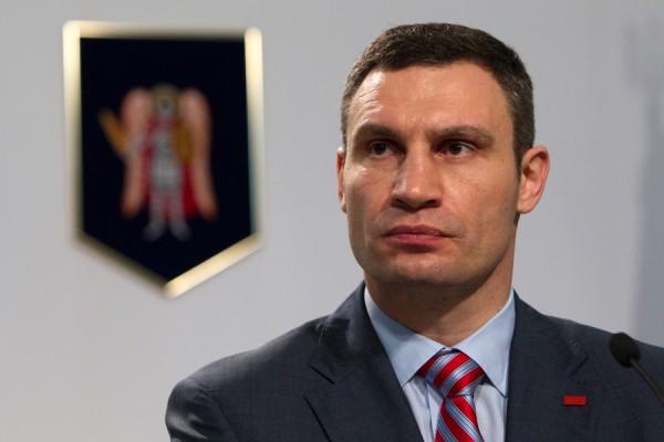Віталій Кличко про театр на Подолі