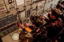 Командний центр управління ракетним комплексом С-300