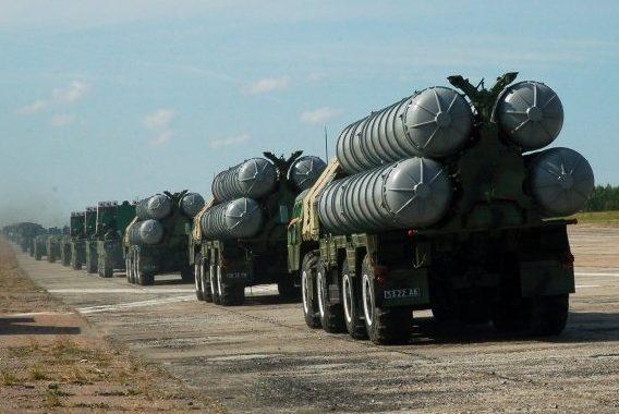 ЗРС С-300 Фаворит