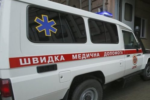машина швидкої допомоги