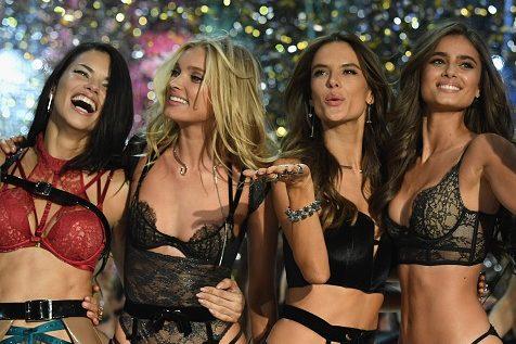 ангели Victoria's Secret Гетті