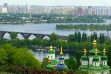 Київ за 30 років