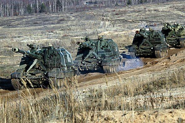 рос військ техніка